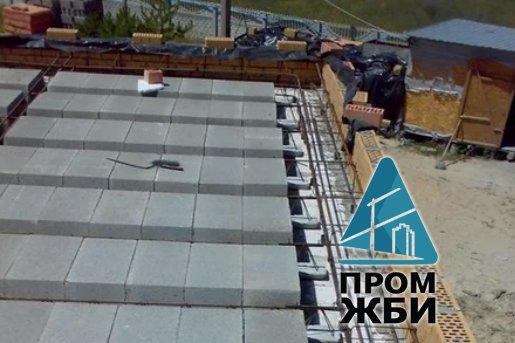 Цокольная панель из керамзитобетона бетон белогорск