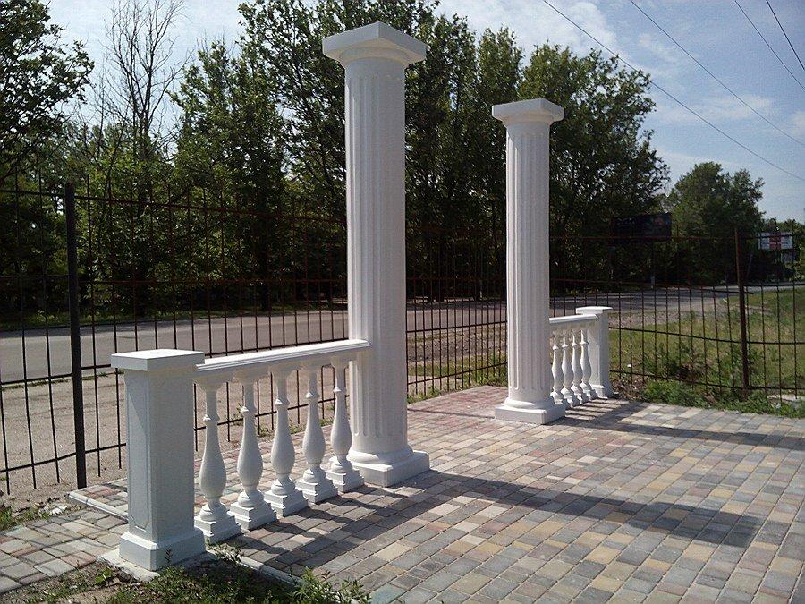 Формы для колонн из бетона купить в москве купить бетон вольск